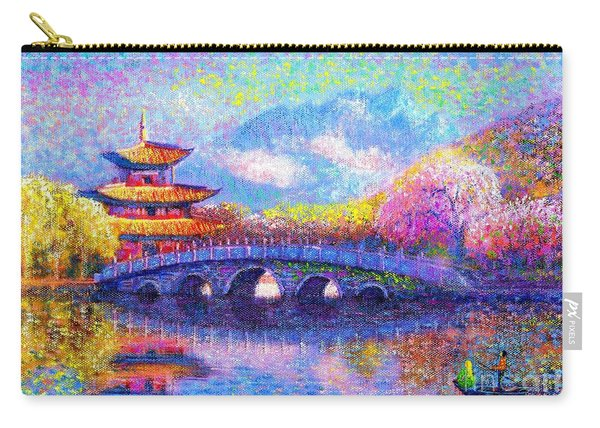 Bridge Of Dreams Carry-all Pouch
