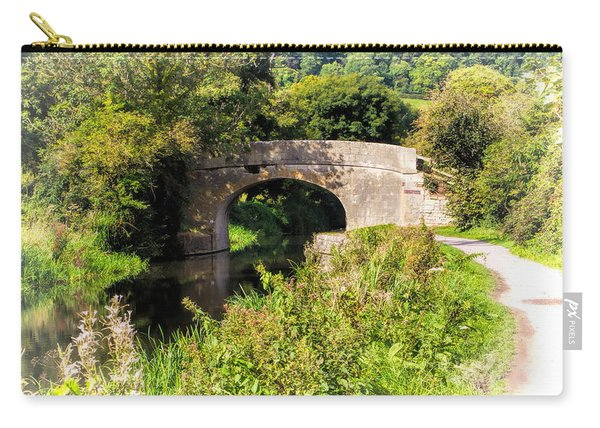 Bridge Over Still Waters Carry-all Pouch