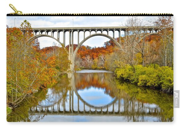 Bridge Over The River Kwai Carry-all Pouch