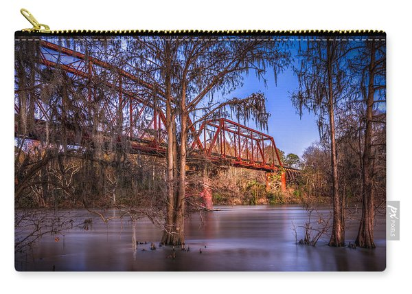 Bridge Over Trouble Water Carry-all Pouch