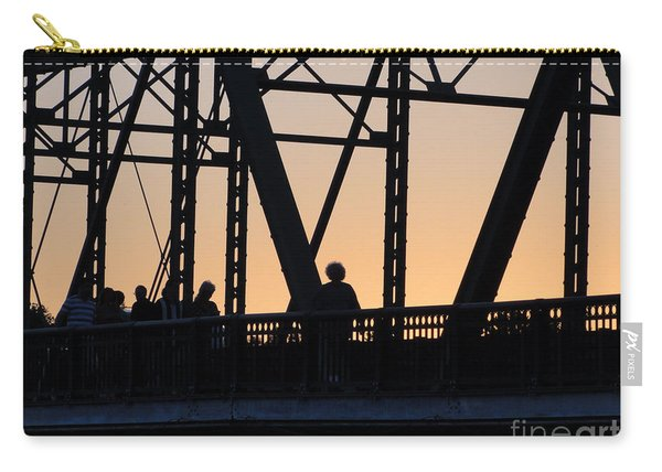 Bridge Scenes August - 2 Carry-all Pouch