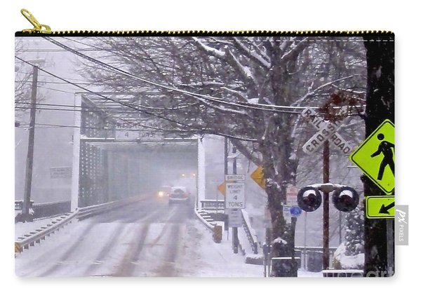Bridge Street To New Hope Carry-all Pouch