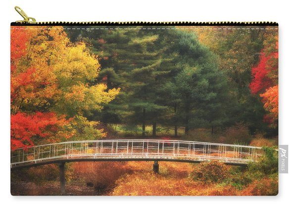 Bridge To Autumn Carry-all Pouch