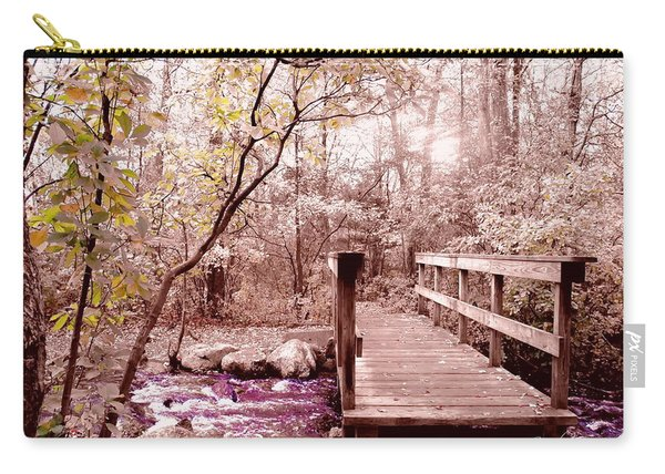 Bridge To Utopia  Carry-all Pouch