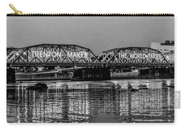 Trenton Makes Bridge Carry-all Pouch