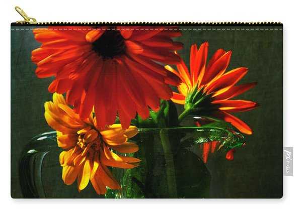 Bright And Dominant Carry-all Pouch