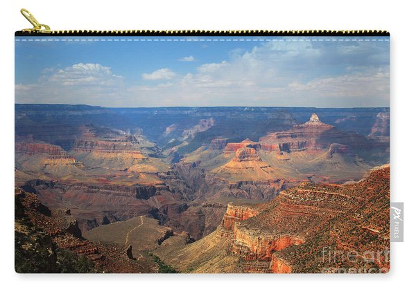 Bright Angel Trail Grand Canyon National Park Carry-all Pouch