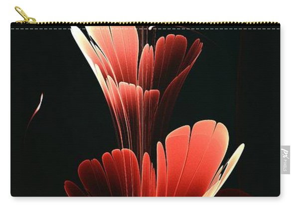 Bright Red Carry-all Pouch