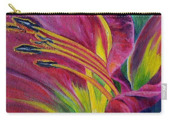 Brilliance Within Carry-all Pouch