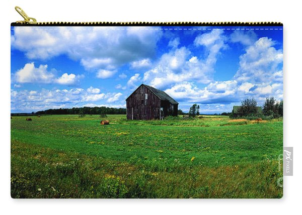 Brimley Farm Near  Sault Ste Marie Michigan  Carry-all Pouch