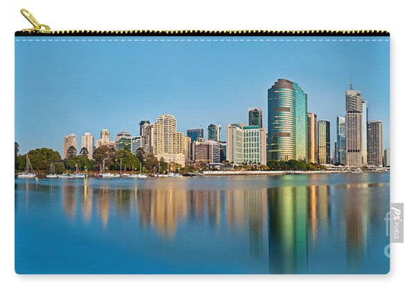 Brisbane City Reflections Carry-all Pouch