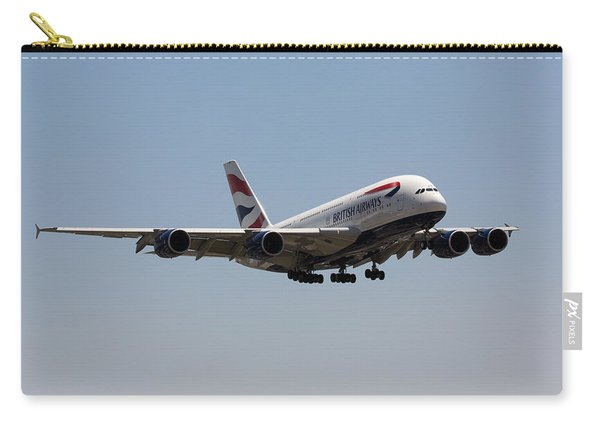 British Airways A380 Carry-all Pouch