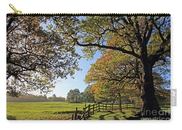 British Autumn Carry-all Pouch