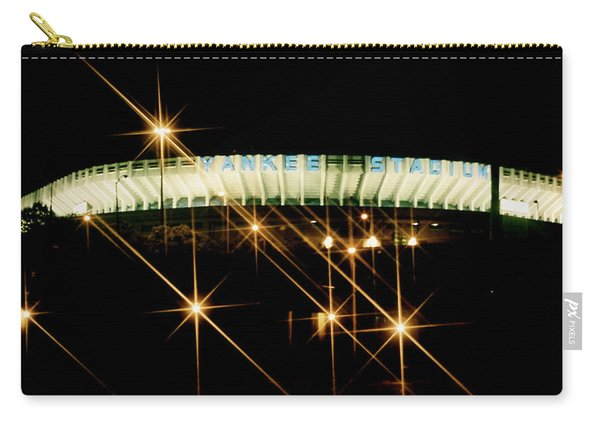Bronx Night  Iv Yankee Stadium Carry-all Pouch