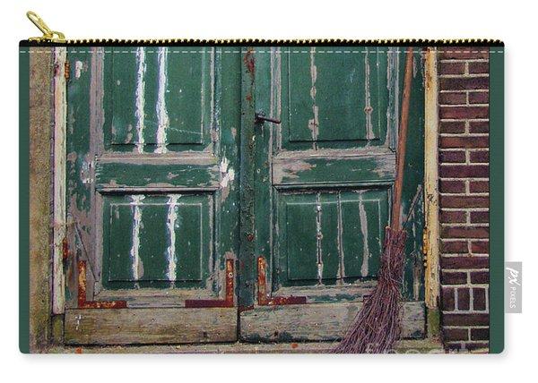 Broom Door Carry-all Pouch