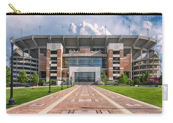 Bryant Denny Stadium Carry-all Pouch