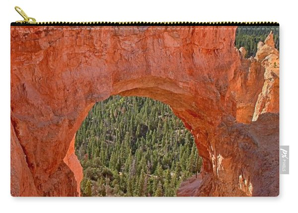 Bryce Pink Arch Carry-all Pouch