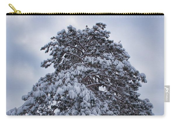 Buck Lake Flocked Pine Carry-all Pouch