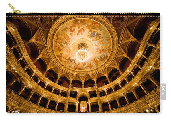 Budapest Opera House Auditorium Carry-all Pouch
