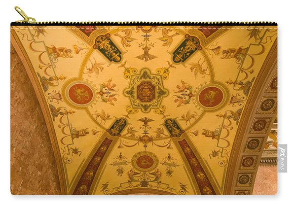 Budapest Opera House Foyer Ceiling Carry-all Pouch