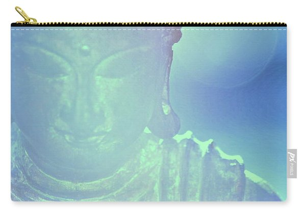 Buddah Bokeh Carry-all Pouch