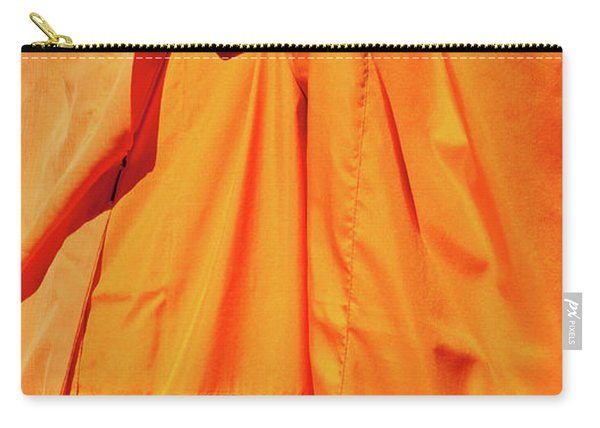 Buddhist Monk 02 Carry-all Pouch