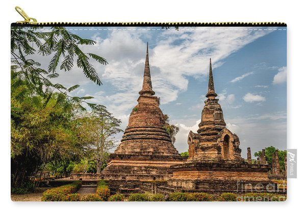 Buddhist Park Carry-all Pouch