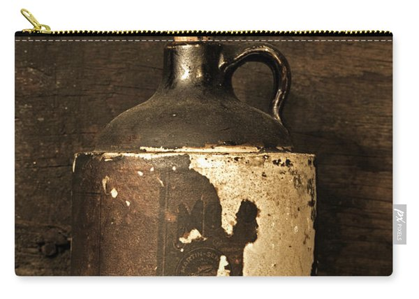 Buddy Bear Moonshine Jug Carry-all Pouch