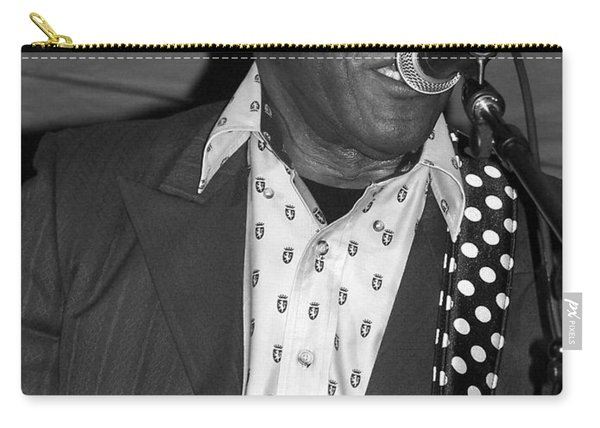 Buddy Guy Sings The Blues Carry-all Pouch