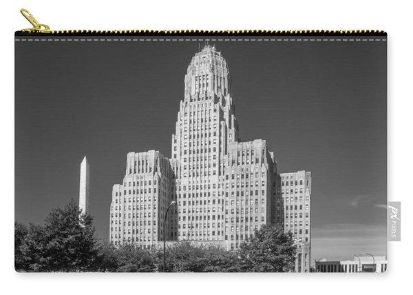 Buffalo City Hall 0519b Carry-all Pouch