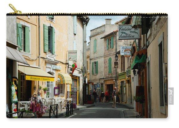 Buildings Along A Street, Rue Porte De Carry-all Pouch