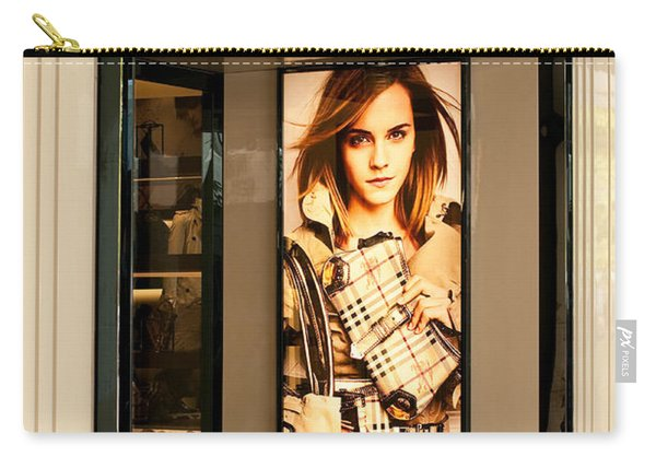Burberry Emma Watson 01 Carry-all Pouch