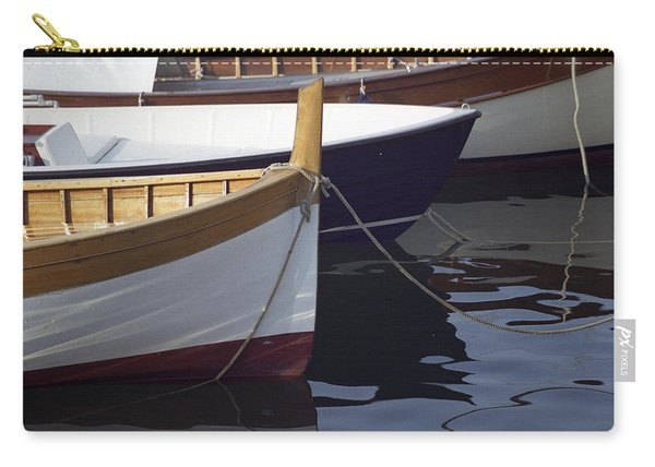 Burgundy Boat Carry-all Pouch
