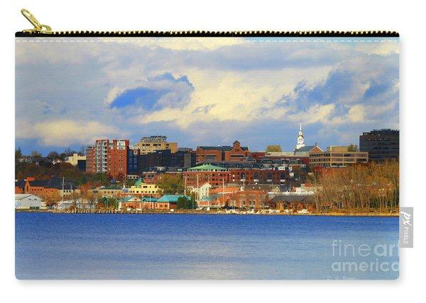 Burlington Vermont Lakefront Carry-all Pouch