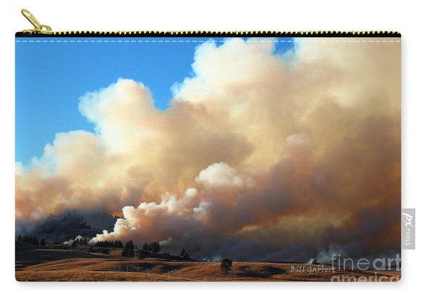 Burning In The Black Hills Carry-all Pouch