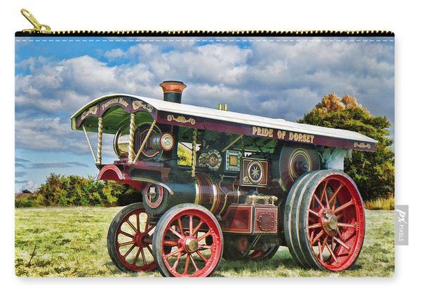 Burrell Showmans Engine Carry-all Pouch