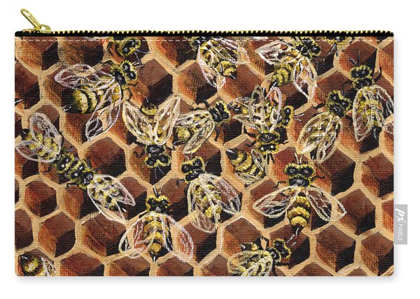 Busy Bee 2 Carry-all Pouch