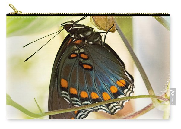 Butterfly Nursery Carry-all Pouch