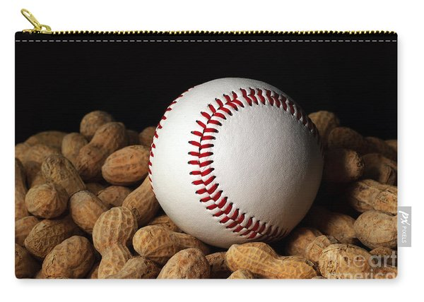 Buy Me Some Peanuts - Baseball - Nuts - Snack - Sport Carry-all Pouch