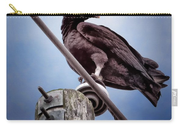 Buzzard Beauty Carry-all Pouch