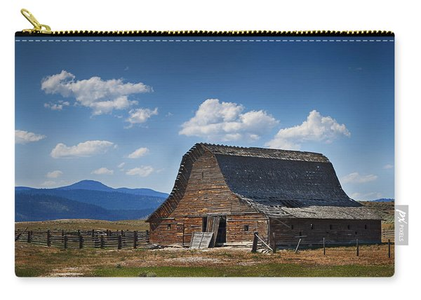 Bygone Days Barn Carry-all Pouch