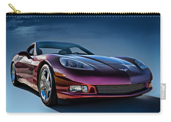 C6 Corvette Carry-all Pouch