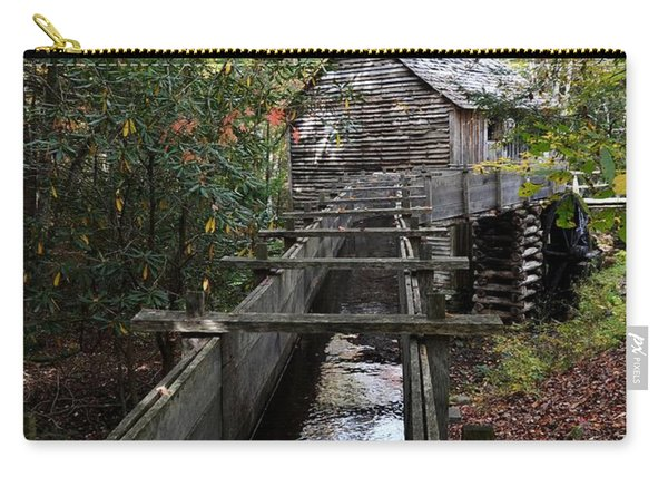 Cable Grist Mill 3 Carry-all Pouch