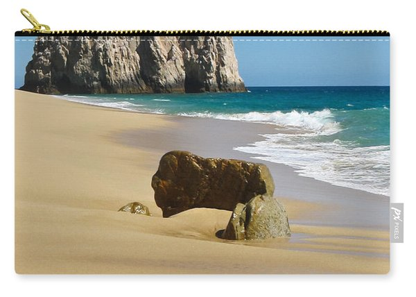 Cabo San Lucas Beach 2 Carry-all Pouch