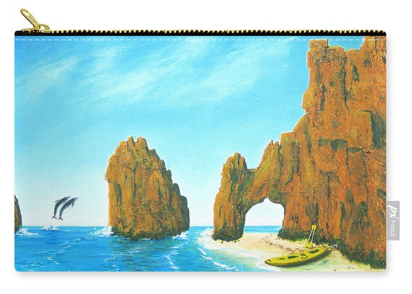 Cabo San Lucas Mexico Carry-all Pouch