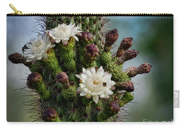 Cacti Bouquet  Carry-all Pouch