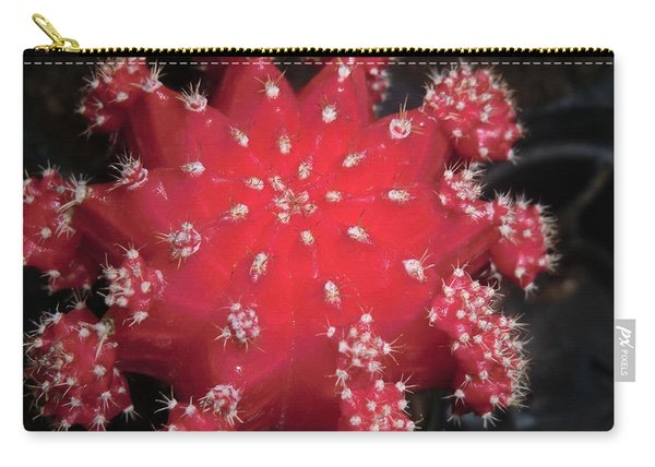 Cactus Beauty  Carry-all Pouch