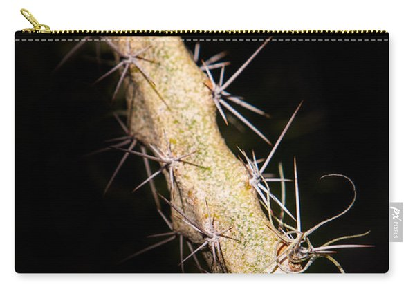 Cactus Branch Carry-all Pouch