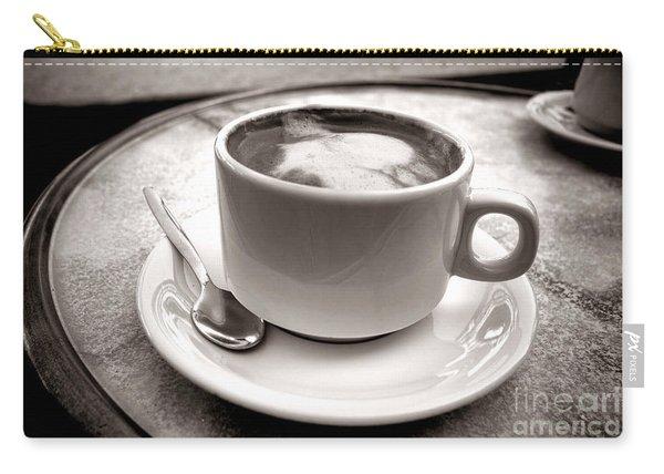 Cafe Au Lait Carry-all Pouch