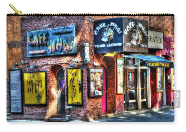 Cafe Wha? Carry-all Pouch